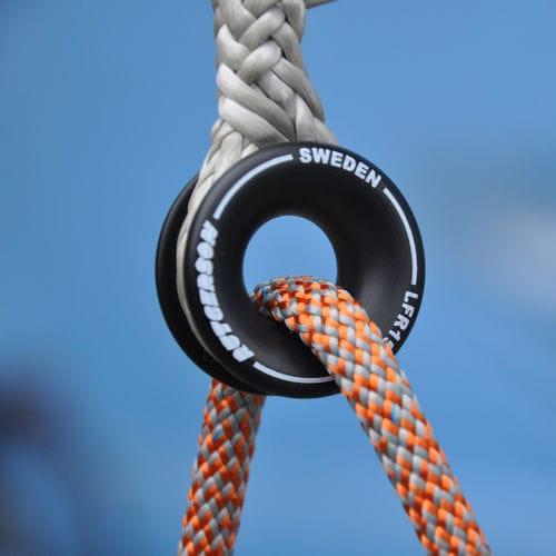 anneau de friction en aluminium