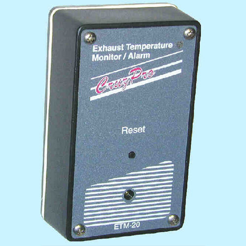 alarme pour bateau / de température de gaz d'échappement / pour moteur