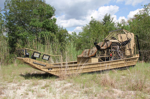 hydroglisseur à usage personnel - American Airboats