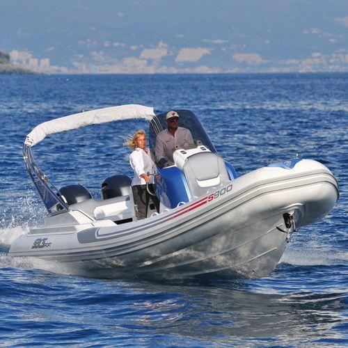bateau pneumatique hors-bord - Sacs
