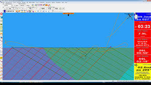 logiciel de navigation / pour voilier