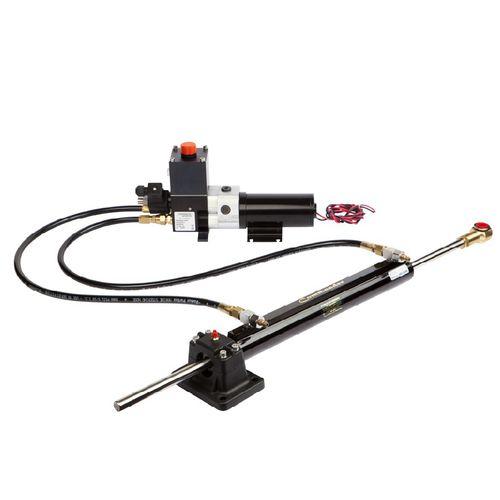 transmission pour pilote automatique / hydraulique