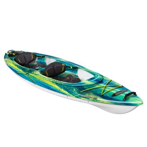 kayak rigide / de loisir / tandem / en polyéthylène