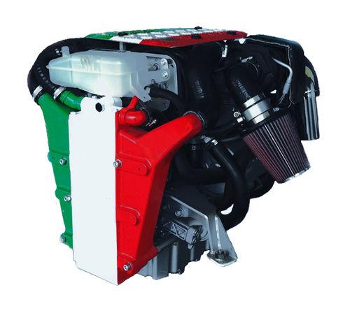 moteur plaisance / in-bord / diesel / injection directe