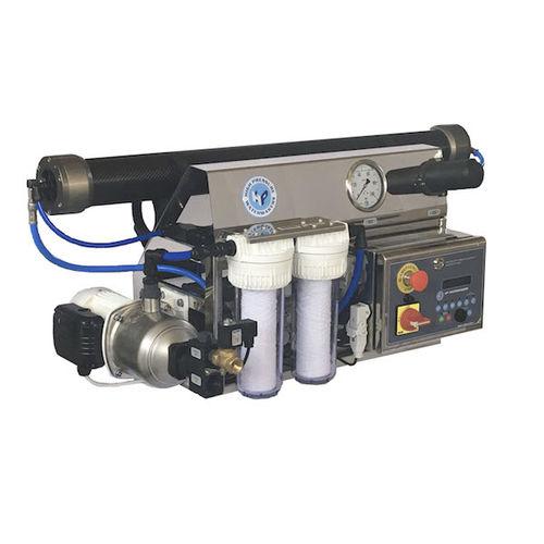 dessalinisateur pour bateau / à osmose inverse / 230V / 380 V