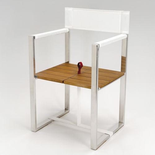 chaise régisseur pour bateau - Nautinox