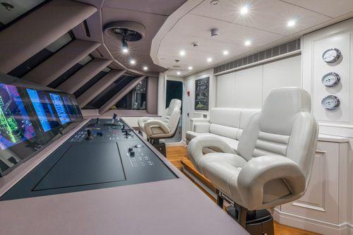 tableau de commande pour yacht