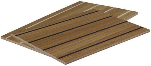 panneau pour plancher intérieur / pour revêtement de pont / en contreplaqué