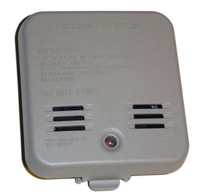détecteur de fumée / pour bateau
