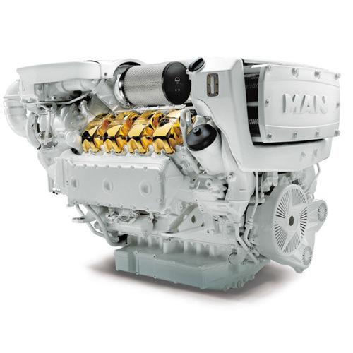 moteur plaisance / in-bord / diesel / turbo