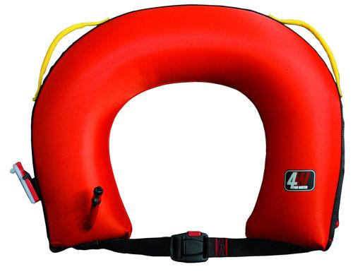 bouée fer à cheval pour bateau / gonflable