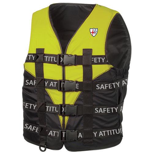 gilet d'aide à la flottabilité pour sports nautiques / pour canoës et kayaks / unisexe / mousse
