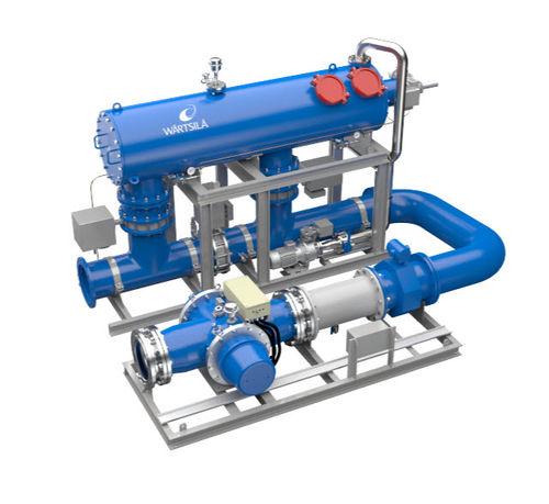 traitement des eaux de ballast - Wärtsilä Corporation