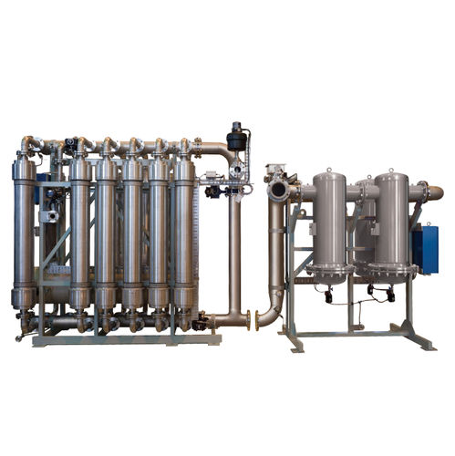 générateur de gaz inerte pour navire / azote