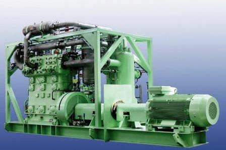 système de manutention de LPG éthylène