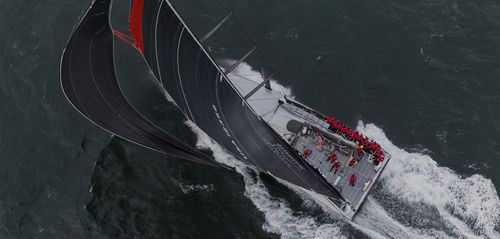 sailing-superyacht de course au large - Hodgdon Yachts