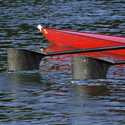 aviron pour skiff