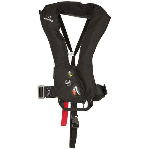 gilet de sauvetage gonflable automatique / 150 N / avec harnais de sécurité