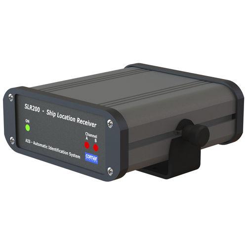 récepteur pour bateau / AIS / pour cartes marines / GPS