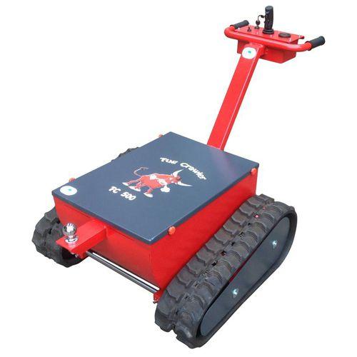 tracteur de remorquage pour chantier naval