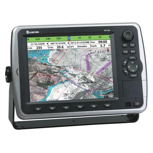 traceur / GPS / pour bateau / couleur