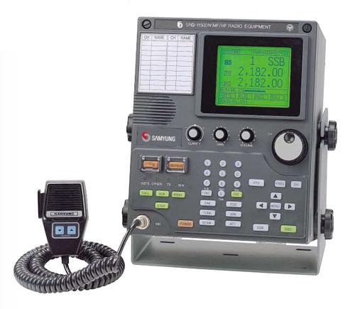 radio marine / pour navire / MF / HF