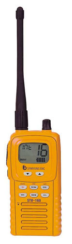 radio marine / pour navire / portable / VHF