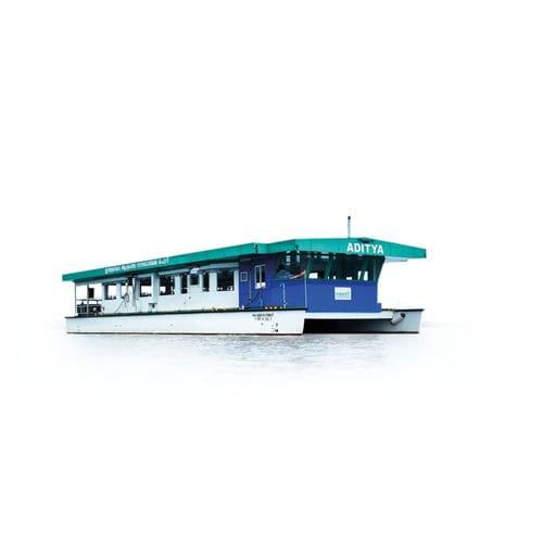 système de propulsion pour navire / à moteur électrique