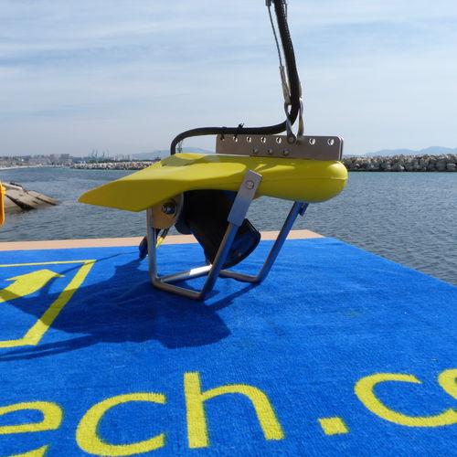 caméra pour yacht / à usage professionnel / sous-marine / couleur