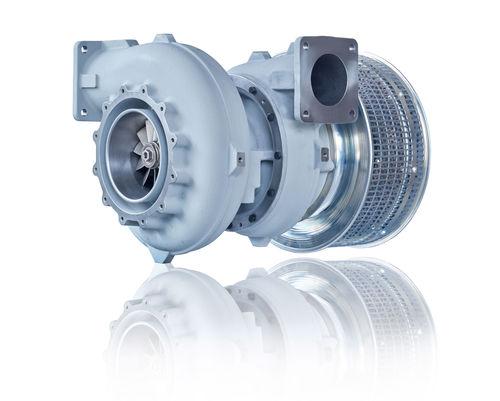 turbocompresseur turbine radiale