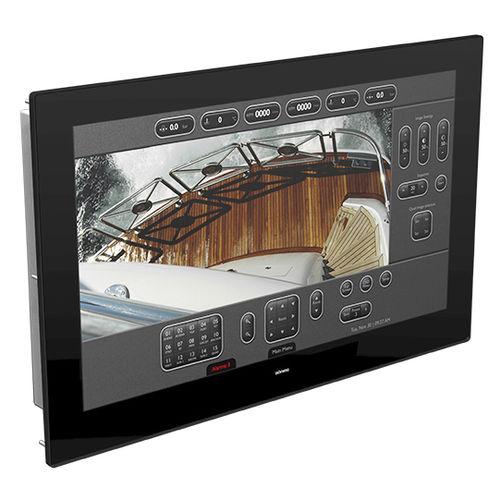 panel PC pour navire