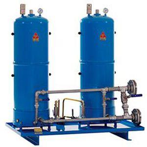 système de traitement des eaux de cale