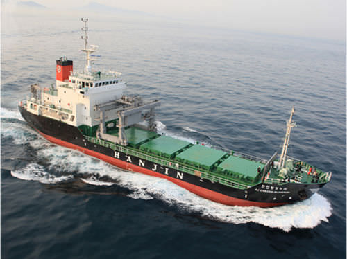 navire spécial transporteur de déchets nucléaires