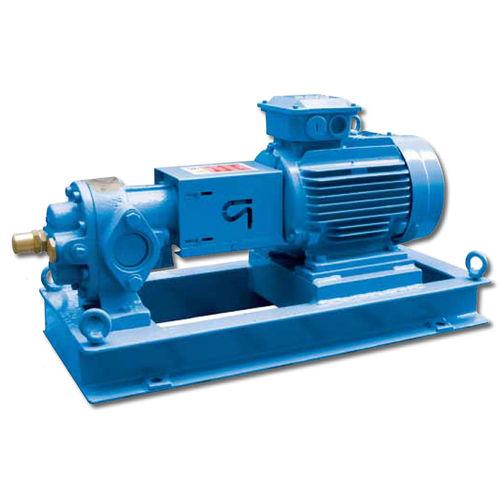pompe pour bateau pneumatique / de transfert / de lubrification / pour carburant