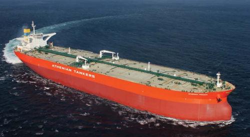 cargo pétrolier / VLCC / Aframax