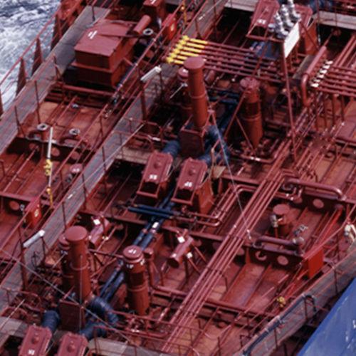 revêtement pour bateau professionnel / pour navire / bi-composant / époxy