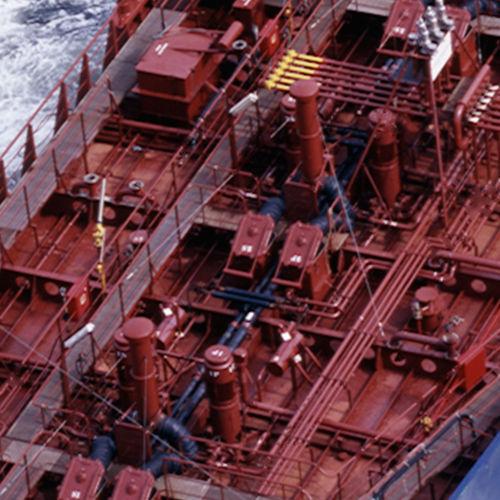 revêtement pour bateau professionnel / pour navire / bi-composant / pour réservoir