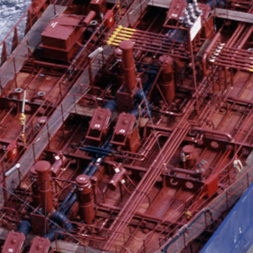 revêtement pour bateau professionnel / pour navire / bi-composant / époxy-phénolique