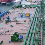 couche d'accrochage pour navire de commerce / pour bateau professionnel / multiusage / bi-composant