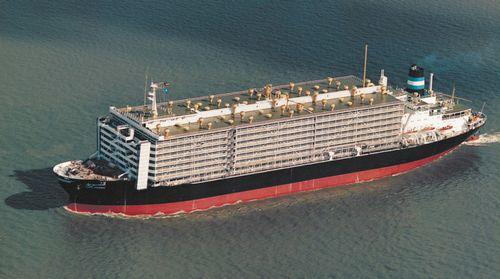 navire spécial transporteur