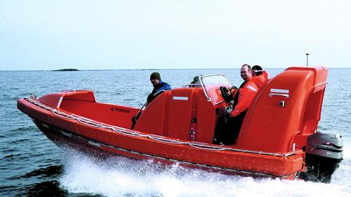 canot de secours pour navire