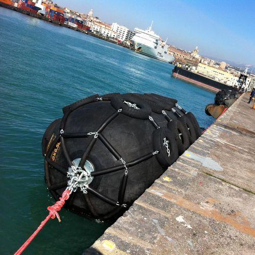 défense pour port / pour navire / de quai / Yokohama
