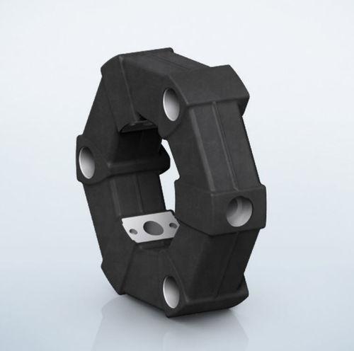 accouplement mécanique flexible / pour navire / pour arbre de transmission