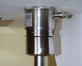 détecteur de niveau à ultrasons