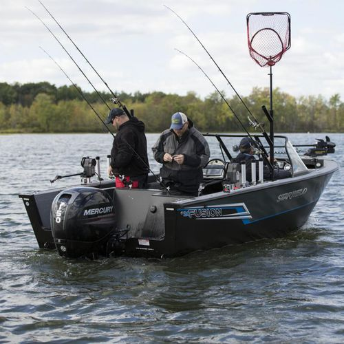 bay boat hors-bord / à double console / de pêche sportive