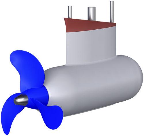 moteur de propulsion