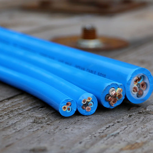 câble électrique / marin / pour l'aquaculture