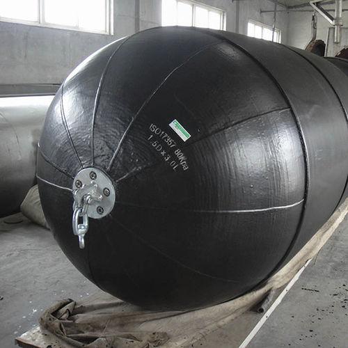 défense pour port / de quai / cylindrique / gonflable