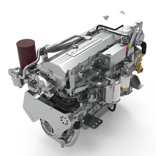 moteur in-bord / pour bateau professionnel / diesel