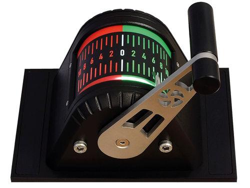 manette de commande moteur / de propulseur / numérique / simple levier